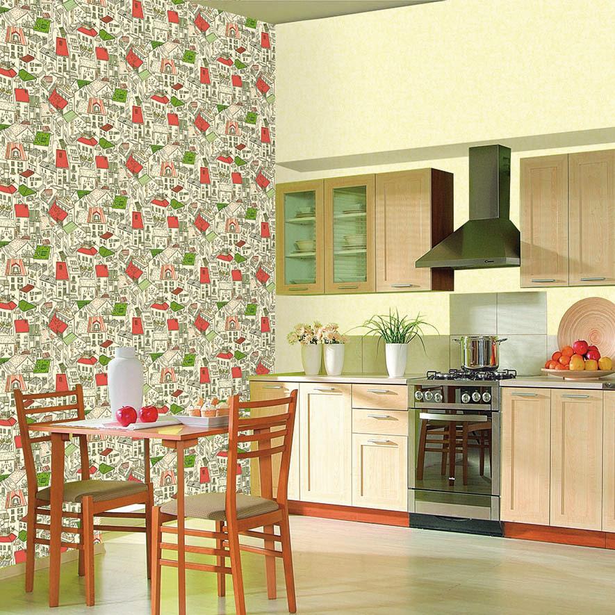 Образцы обоев для кухни фото
